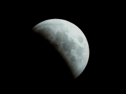Lunar Eclipse - September 1996